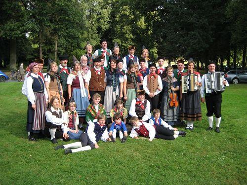 Garvensburg 2008